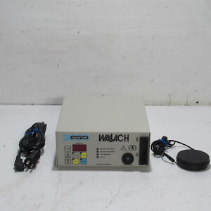 Wallach Quantum 2000 Electrosurgical Generator With Foot Pedal
