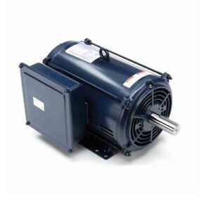 7 5 Hp Electric Motor Single Phase 1725 Rpm 215t Frame Air Compressor