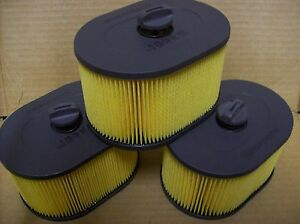 Set Of 3 Husqvarna K1260 Cutoff Saw Air Filters Fits K1260 Rail Saw 510244103