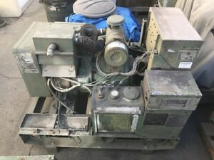 Model Mep002a Onan 5kw Genset