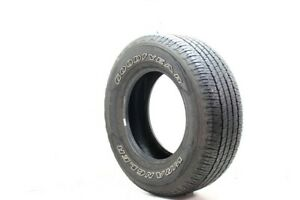 Used 265 70r17 Goodyear Wrangler Fortitude Ht 115t 7 5 32