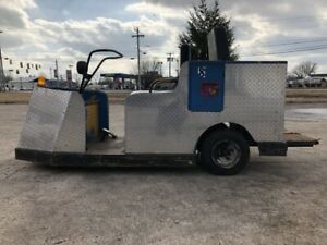 Taylor dunn Mx600 Warehouse Mechanic Cart