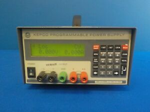 Kepco Abc 10 10dm 0 10v 0 10 A Programmable Power Supply