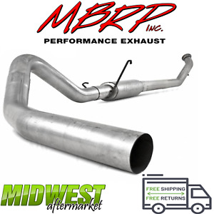 Mbrp 4 Turbo Back Exhaust System For 2004 2007 Dodge Ram 2500 3500 5 9l Cummins