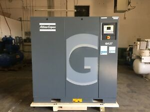 50hp Air Compressor Atlas Copco Screw Compressor 1247