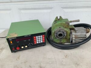 For Parts Only Yuasa 5c Indexer With Cpnc 100 Control