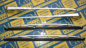 1949 1953 Buick Cadillac Oldsmobile Windshield Wiper Arm Blades Kit