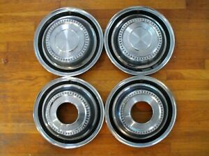 1972 International Pickup 15 4x4 Hubcaps Travelall Scout Ih 1973 1974 1975