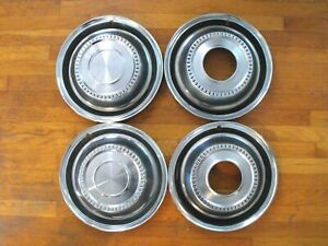 1973 International Scout 15 4x4 Hubcaps Travelall Ih 1972 1974 1975