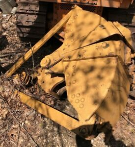Crane Digging Dredging Clamshell Bucket 1 2 Yard Six Teeth K 333