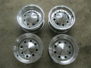 Cragar 6 Lug 8 X 15 Chrome Wheels