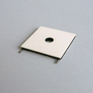 Thermoelectric Module Peltier Cooler With entral Hole 72w 14 7a 7 9v Kryotherm
