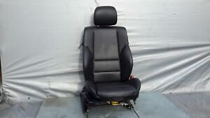 2001 2005 Bmw 330ci M3 Front Right Manual Sport Seat Leather Black Oem