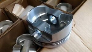 Wiseco Pistons Ford Big Block Stroker Tfs Bbf A460 Dome 4 599 Bore Trick Flow