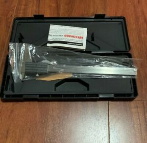 Westward 2ync7 Electronic Digital Caliper 8 Inches 200mm Mitutoyo Starrett