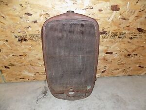 1933 1932 Chevrolet Pickup Truck Grille Grill Coupe Sedan Rat Rod 1934