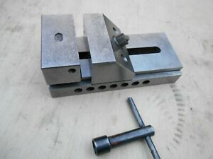 Machinist Grinding Vise 3 Jaws