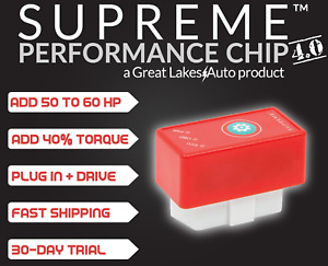 Fits 2000 Ford Mustang Performance Tuning Chip Power Tuner