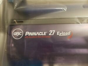 Gbc Thermal Roll Laminator Heatseal Pinnacle 27 Nap I ii 27 Max Width