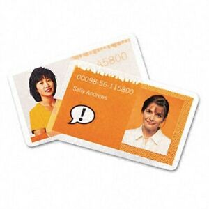 Swingline Gbc Laminating Sheets Thermal Laminating Speed Pouches Badge id Car