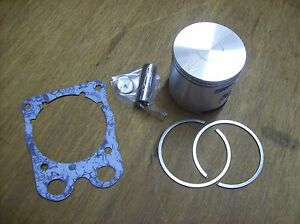 Piston Complete For Partner K750 Husqvarna K750 K760 Cutoff Saw W Gasket
