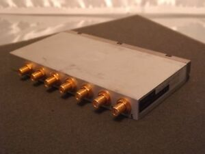 Matrix Systems 7606 dr 50 s Sma Relay Rf Switch Module Nos
