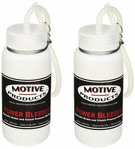 Motive Products 1820 Brake Fluid Catch Bottle Kit Fast Shipping
