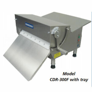 Somerset Cdr 300f Fondant Dough Sheeter 1 2 Hp 15 Synthetic Rollers 500 60