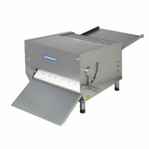 Somerset Cdr 700 Dough Sheeter 1 Hp 20 Synthetic Rollers 50 Lbs Of Dough Be