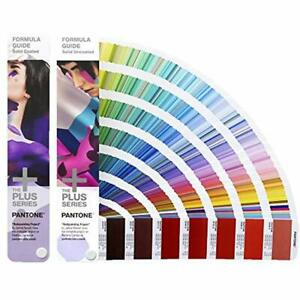 Pantone Formula Guide Solid Coated amp Uncoated Gp1601n Last Edition Gp1601n