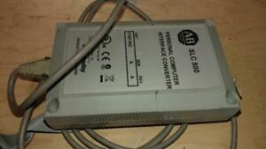 Allen bradley 1747 pic Slc 500 Personal Interface Computer With Cable