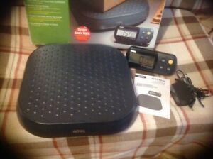 Royal Shipping Scale 315 Pound Ex315w With Wireless Display In Original Box