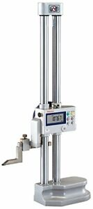 Mitutoyo 192 671 10 Lcd Digimatic Height Gauge Spc Output 0 18