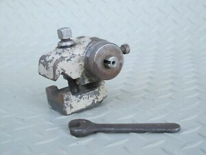 South Bend 10 Metal Lathe Ms 100 Micrometer Carriage Stop