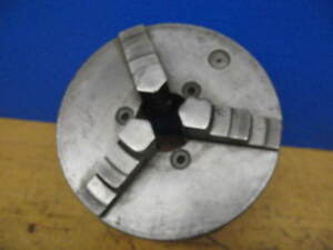 6 3 Jaw Chuck D1 4 Mount fair Condition