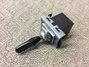 Volvo 1800 P1800 1800s P1800s 1800e 1800es Lucas Drivers Side Toggle Switch