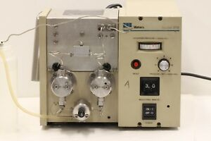 Millipore Waters 510 Hplc Pump Isocratic Solvent Delivery System 0 1 9 9 Ml min