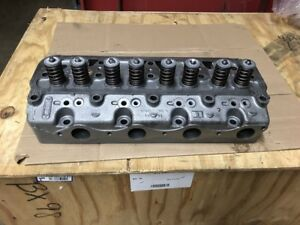 Case 188 207 Diesel Tractor Cylinder Head Part A150384