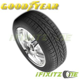 1 Goodyear Excellence 245 45r18 96y Rof Performance Tires