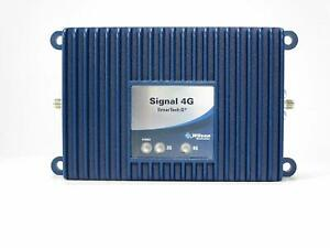 Wilsonpro Signal 4g Direct Connect In line Booster Amplifier Ac dc Kit M2m