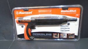 Ramset 40088 Master Shot Powder Actuated Tool 22 Cal Trigger Tool