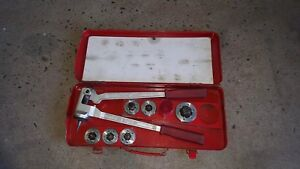 Ritchie Yellow Jacket Tube Expander With 6 Heads Expanders Case