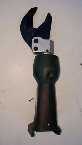 Greenlee Gator Cordless Cable Cutter Es32l