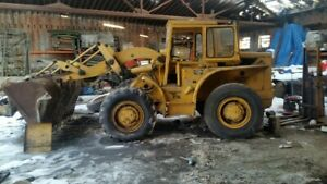 1978 Caterpillar 944 Wheel Loader Cat Loader