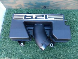10 14 Ford F 150 Svt Raptor air Resonator Intake 6 2 Liter Bl34 9f763 ad W badge