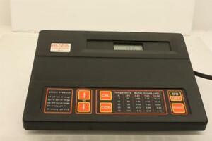 Hanna Instruments 8521 Microprocessor Bench top Ph Meter Tested Sku 96037