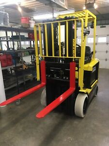 Hyster E50z Electric Forklift