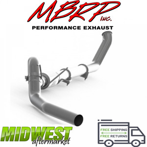 Mbrp 4 Turbo Back Exhaust System For 2003 2004 Dodge Ram 2500 3500 5 9l Cummins