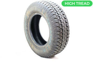 Driven Once Lt 265 70r17 Goodyear Wrangler At S 1n A 15 32