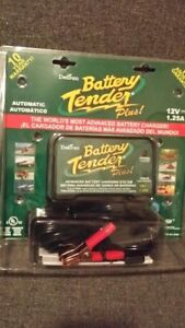 Deltran Battery Tender Plus 12v New In Package